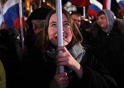 Rusko slaví, Putin je opět prezidentem