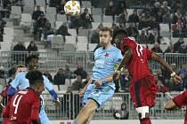 Evropská liga: Bordeaux - Slavia Praha