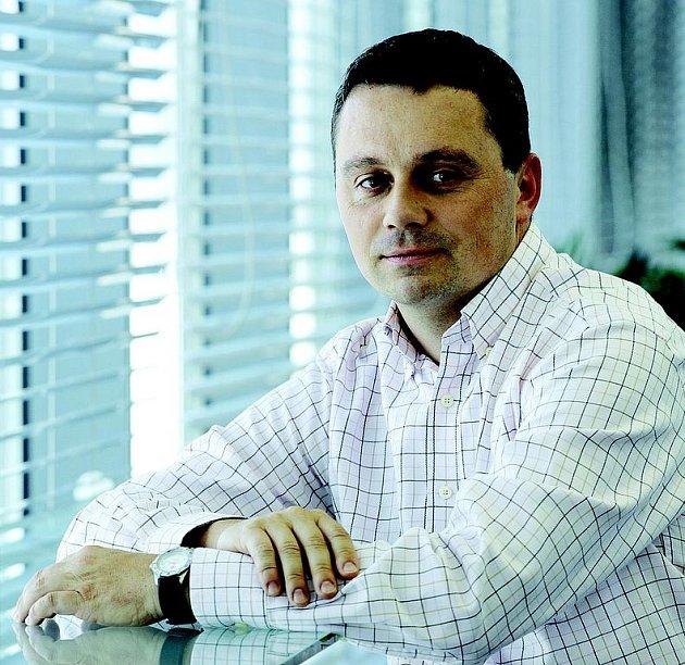 Aleš Růžička, manažer divize Information Worker, Microsoft.
