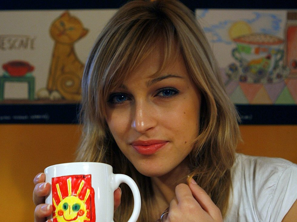 Česká miss 2006 Renata Langmannová