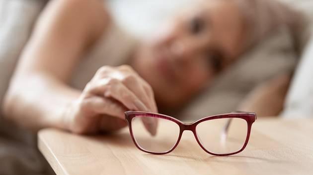 Porucha sítnice může znamenat slepotu za několik týdnů.