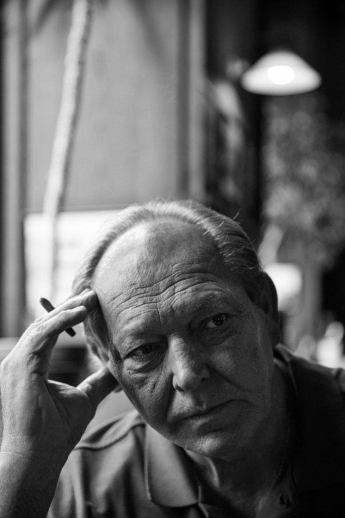 Stanislav Devátý v roce 2016
