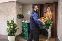 Služba iTesco vám doručí nákup až domů. Ilustrační foto