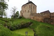 Točník nechal na konci 14. století vystavět král Václav IV.
