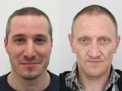 Z věznice Odolov utekli Pavel Souček a Ondřej Heinsch.