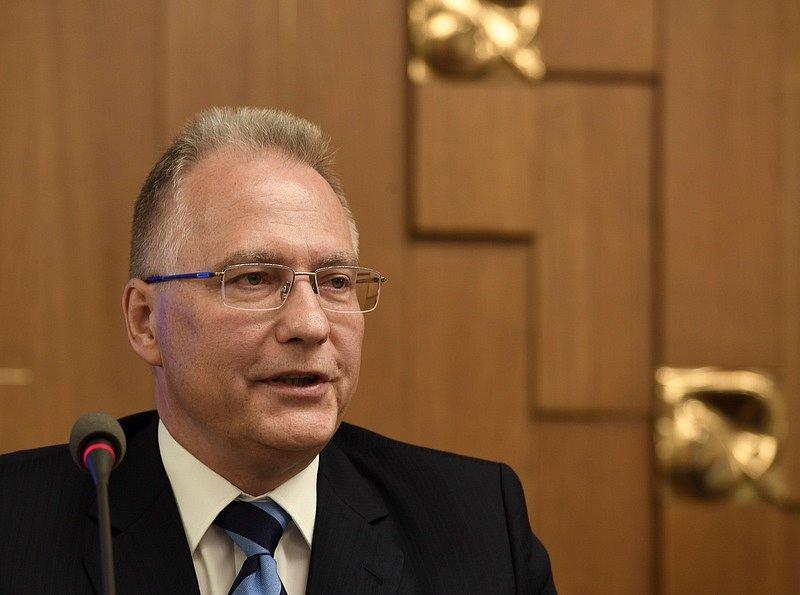 Šéf BIS Michal Koudelka je v nemilosti Hradu