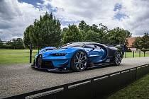 Bugatti Vision Gran Turismo.