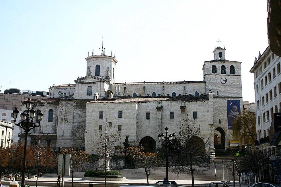Katedrála v Santanderu dnes