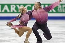 Aljona Savčenková a Robin Szolkowy se stali mistry světa.
