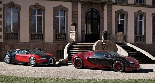 Bugatti Veyron Grand Sport Vitesse La Finale.