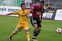 Fotbalisté Dukly získali v Gambrinus lize úvodní body letošní sezony.