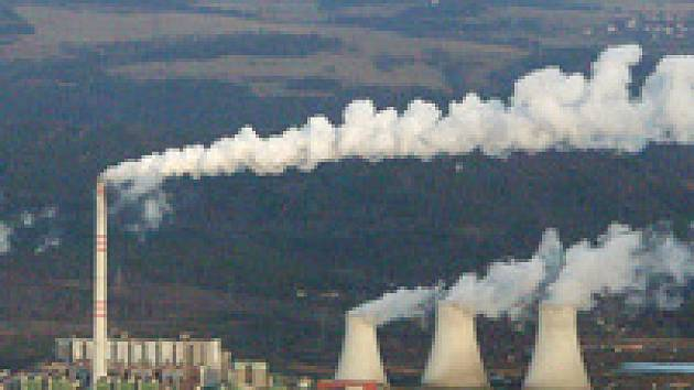 Obnovu čeká i elektrárnu Tušimice