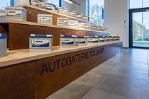 Největší prodejce autobaterií v republice sídlí v Milevsku