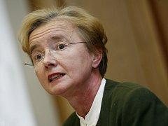 Předsedkyně Nejvyššího soudu Iva Brožová