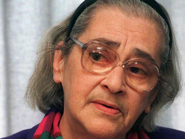 Ve věku 88 let zemřela bývalá sovětská disidentka a vdova po známém bojovníkovi za lidská práva Andreji Sacharovovi Jelena Bonnerová.