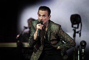 z koncertu Depeche Mode v Edenu