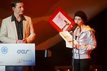 Aneta Langerová ziskala cenu za nejvíc prodanych desek v minulym roce