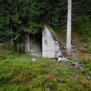 Důlní závod Rolava: potravinový bunkr