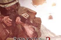 Počítačová hra Rising Storm 2: Vietnam.