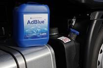 Kapalina AdBlue.