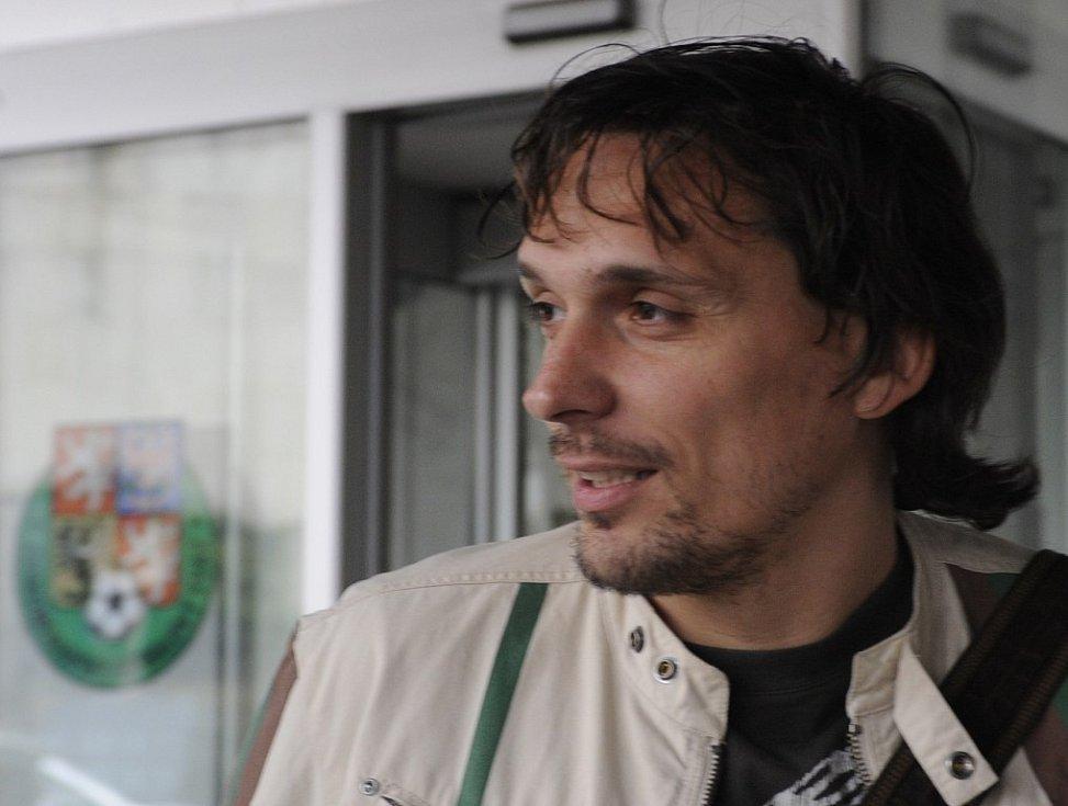 Bývalý útočník Sparty Marek Kincl.