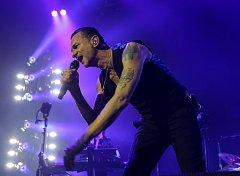 z koncertu Depeche Mode v O2 Areně