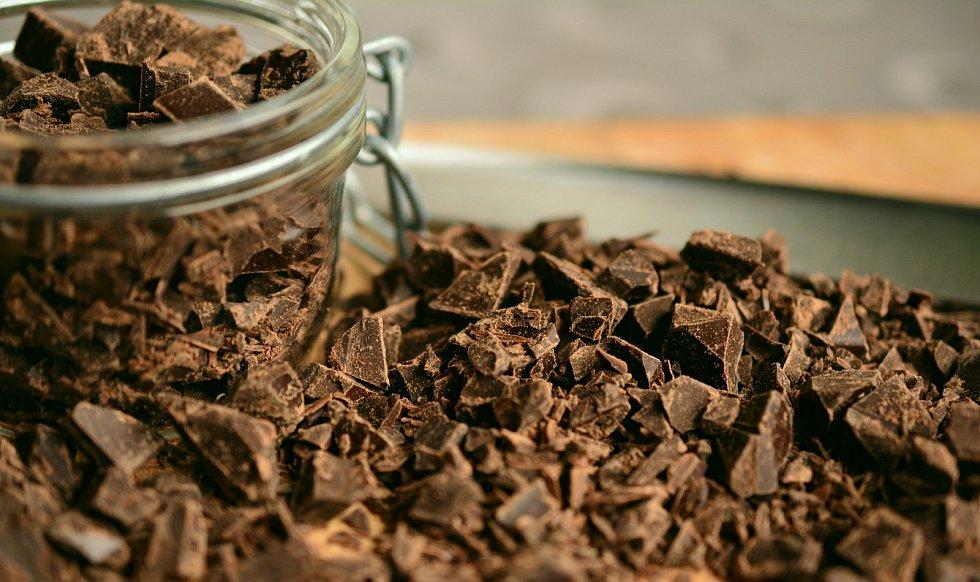 …či čokoládě.