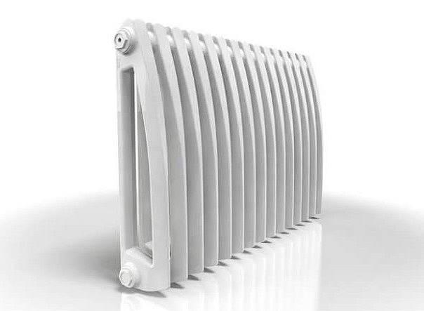 Litinový radiátor Styl. Ilustrační foto.