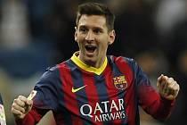 Lionel Messi se může usmívat: podle nové smlouvy si hvězda fotbalové Barcelony vydělá víc než teď.