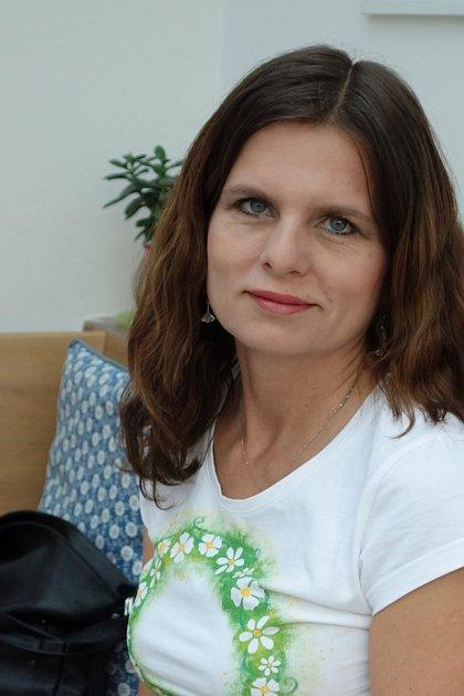 Radka Svatošová, bylinkářka