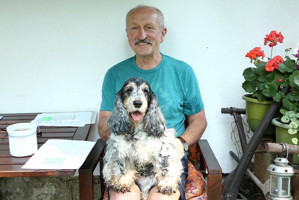 Na chalupě se psem