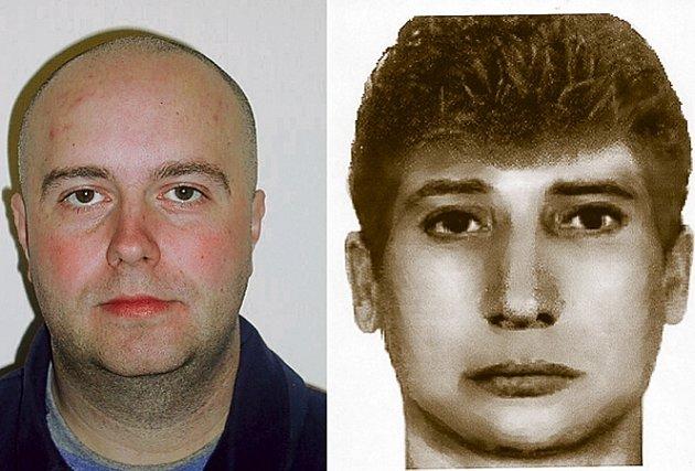 Uprchlý vězeň Pavel Němeček a neznámý ozbrojenec, po kterých policisté vytrvale pátrají