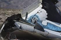 Havárie vesmírné lodě SpaceShipTwo, která v pátek explodovala při zkušebním letu, může znamenat zastavení celého projektu vesmírné turistiky, pokud se nepodaří najít a vyřešit příčinu neštěstí, připustil šéf společnosti Virgin Galactic Richard Branson.