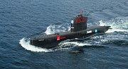 Ponorka Nautilus postavená Dánem Peterem Madsenem