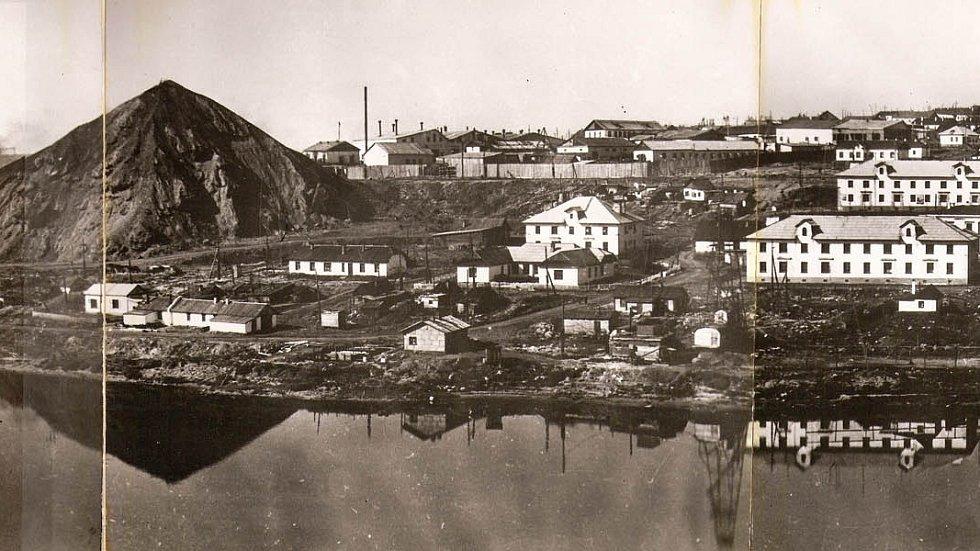 Tábor Vorkuta ležící za polárním kruhem patřil k nejobávanějším sovětským pracovním táborům (gulagům) kvůli teplotám klesajícím v zimě pod −50 °C.
