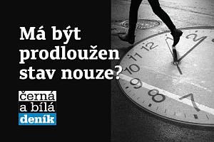 Koronavirus v Česku: Má být prodloužen stav nouze?