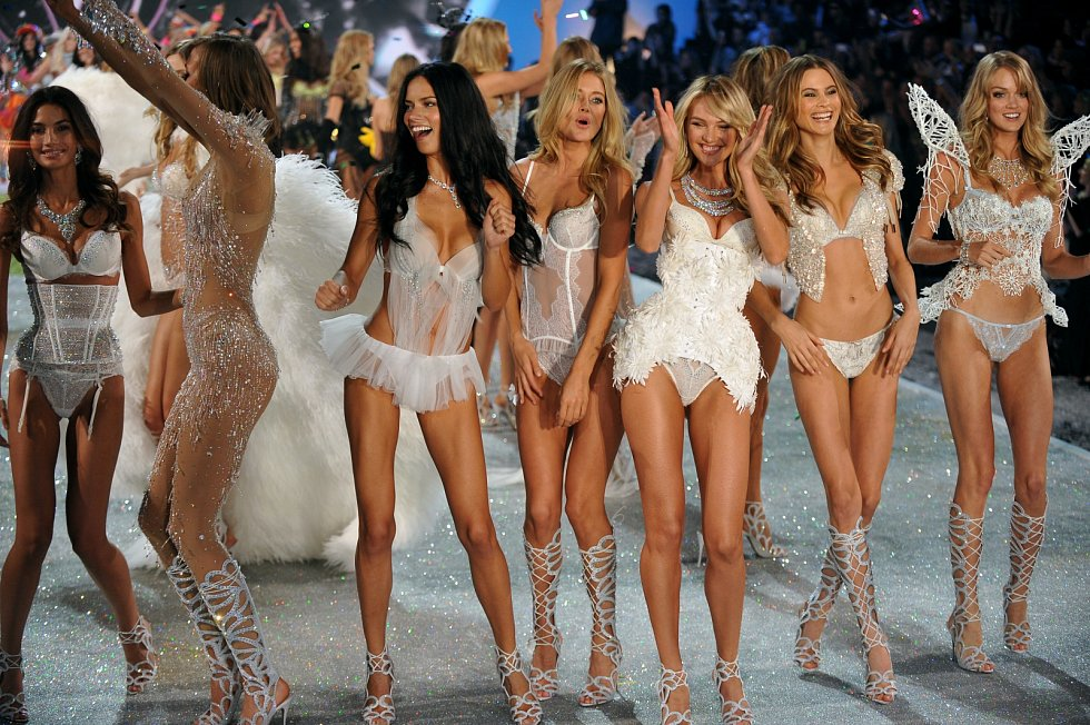 Andílci Victoria's Secret