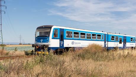 Vlak - Ilustrační foto