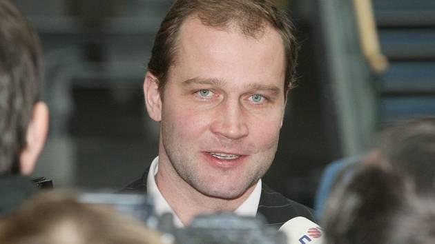 Hokejista Jiří Šlégr