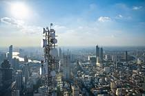 5G vysílač - Ilustrační foto