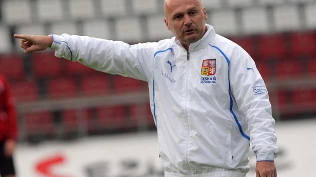 Michal Bílek je zatím jediným trenérem české fotbalové reprezentace, jenž prohrál svůj první zápas.