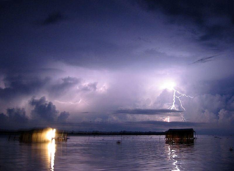 Catatumbo Lightning, aneb venezuelská věčná bouře