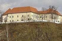Zámek v Přibyslavi