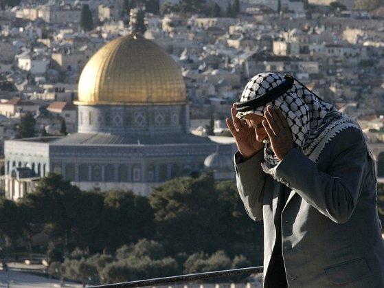 Jeruzalém. Ilustrační foto