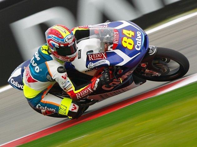 Jakub Kornfeil v GP Nizozemska.