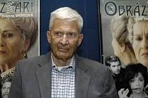 Švédský spisovatel a dramatik Per Olov Enquist (na snímku z 27. dubna 2006 v Praze)
