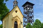 Kaplička sv. Markéty s rozhlednou