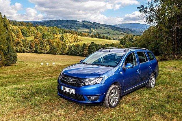 Dacia Logan MCV.