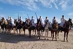 Libyjská jízda.