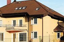 Dům, novostavba